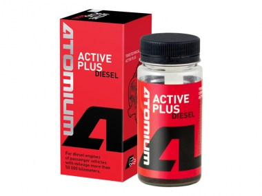 Atomium - ACTIVE DIESEL PLUS